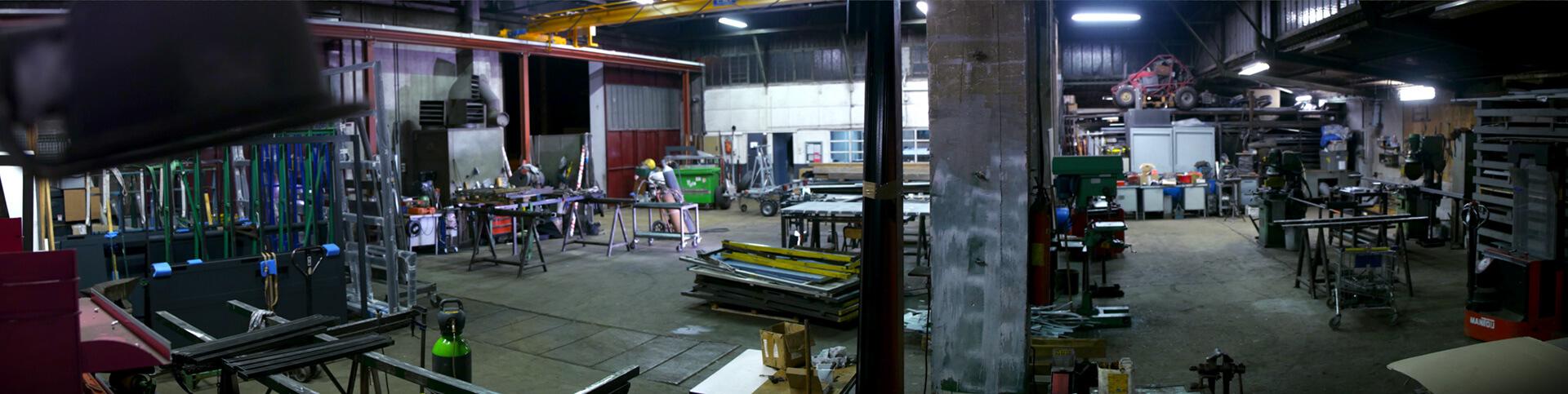 Atelier serrurerie Grenoble