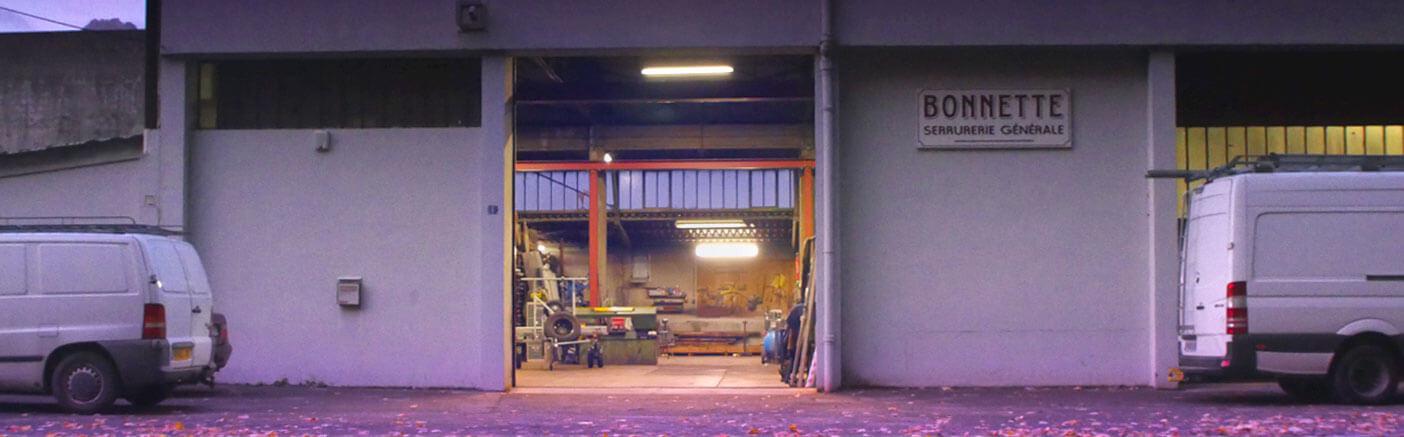 Fermeture métallique Grenoble